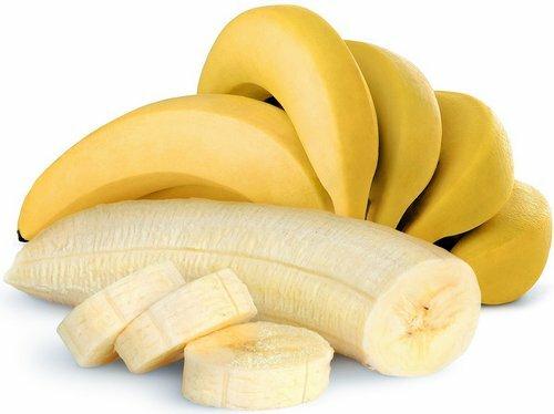 чищенный банан